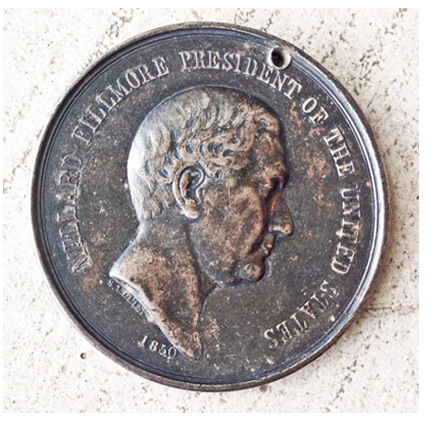 From President to Indian Chief, a Medallion's Journey