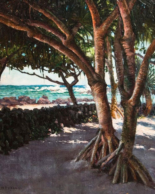 painting by Helen Dranga