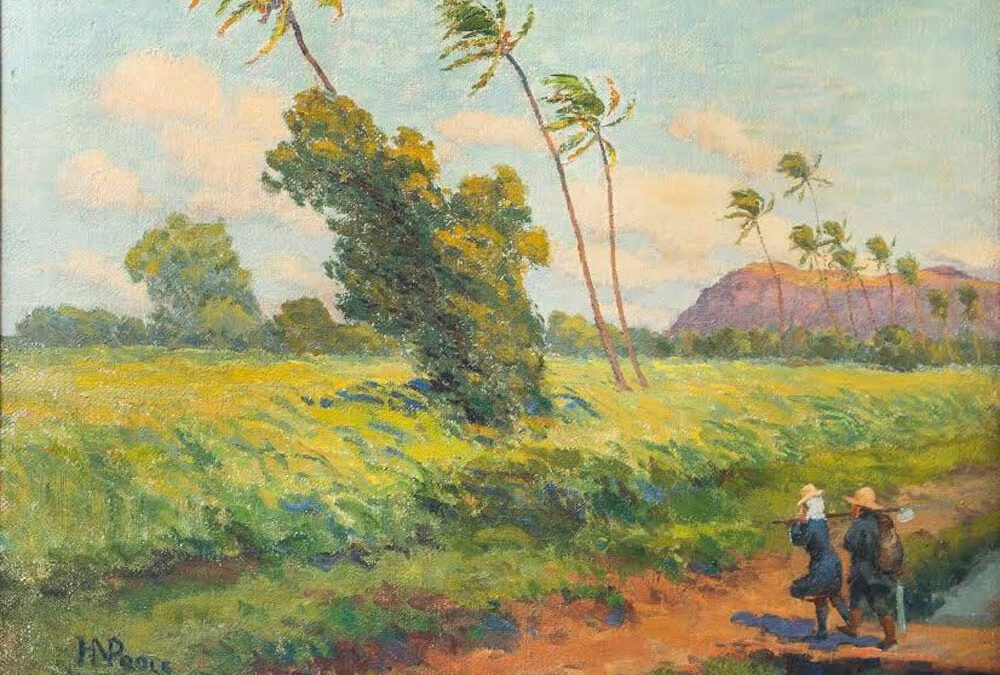 Prices Surging for Hawaiian Art