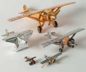 Spirit of St. Louis toy models
