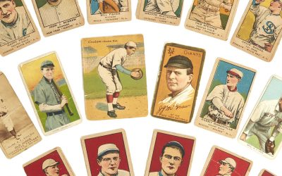A Third Thursday Discovery Feature: Glory Days of the Baseball Card