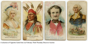 19th century cigarette cards