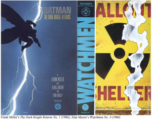 modern comic book covers