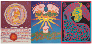 Victor Moscoso poster art