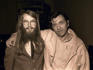 Bill Graham and Chet Helms