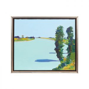 Gregory Kondos painting