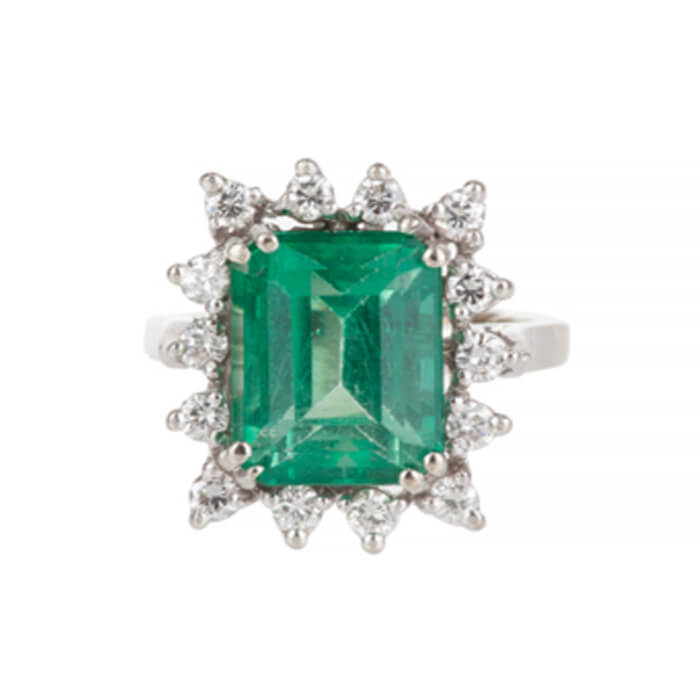 ring featured in luxury asset auction